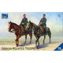 German Mounted Troops