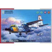SH89 / CASA C.212- 1:72