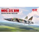 MiG-25 BM Soviet Strike Aircraft 1:48