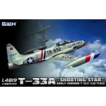 PRE-ORDER 1:48 T-33A Early Version