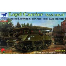 Loyd Carrier No.2 Mk.II (Tracked)
