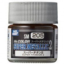 SUPER METALLIC SUPER TITANIUM 2 (18 ML)
