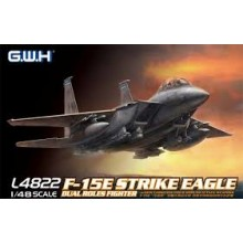 PRE-ORDER 1:48 F-15E Strike Eagle Dual-Roles Fighter