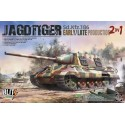1/35 Sd.Kfz.186 Jagdtiger early/late production 2 in 1
