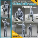 US Navy F14A Tomcat Pilot Team 1:48