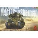 1:35 US Medium Tank M4A1 76mm Sherman