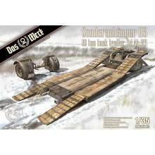 1:35 Sonderanhanger 115 10t Tank Trailer Sd.Ah.115