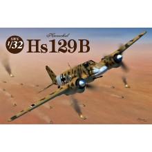 Henschel Hs-129B 1:32