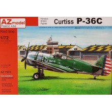 1:72 CURTISS P-36C