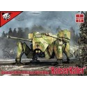 Fist of War German WWII sdkfz 553/A medium fighting Mech 1:35