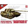 PRE-ORDER German WWII E50 jagdtiger II