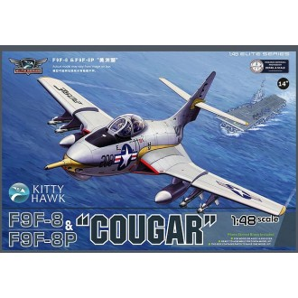 F9F-8/F9F-8P 'Cougar'