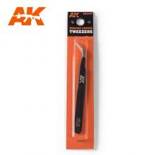 Tweezers Precise Straight