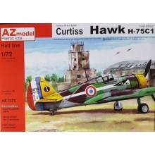 1:72 CURTISS HAWK H-75 'OVER AFRICA'