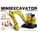 Mini Excavator 1:32