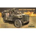 1:35 WASP Flamethrower Jeep