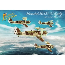 1:48 HENSCHEL HS 123 A1 EARLY