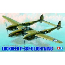1:48 LOCKHEED P-38 F/G LIGHTNING