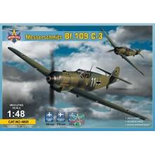 Messerschmitt Bf 109 C-3