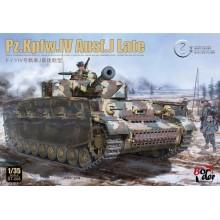 1:35 Panzer IV Ausf.J late