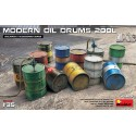 1:35 Modern Oil Drums (200l)