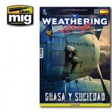 The Weathering Aircraft Número 15. GRASA Y SUCIEDAD (Castellano)