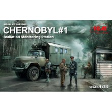 1:35 Chernobyl 1.Radiation Monitoring Station
