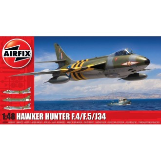 1:48 Hawker Hunter F6