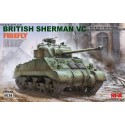 1:35 British Sherman VC Firefly