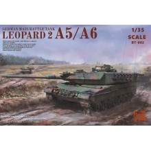 Leopard 2A5A6 A5 A6 Early and A6 Late 1.35