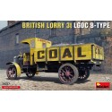 1:35 British Lorry LGOC 3t B-Typ