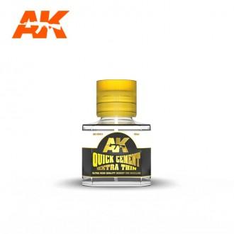 Pegamento de aguja pequeño 'Contacta' 12,5 grs