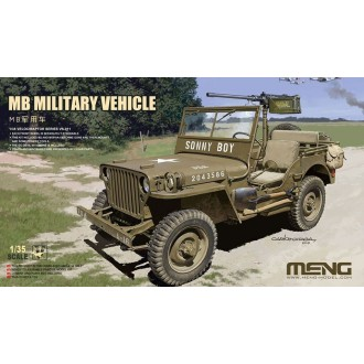 PRE-ORDER 1:35 British Army Husky TSV (Tactical Support Vehicle)
