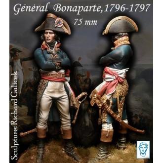 Général Bonaparte, 1796-1797