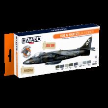 Israeli Air Force paint set (modern jets)