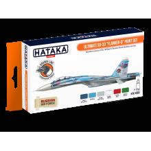 Ultimate Su-33 'Flanker-D' paint set