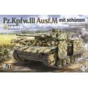 1:35 Pz.Kpfw.III Ausf.M mit schürzen
