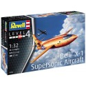 1:32 Bell X-1 Supersonic Aircraft