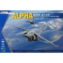 Alpaha Jet A/E 1:48