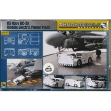 US Navy NC-2A Mobile Electric Power Plant 1:48