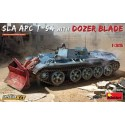 1:35 SLA APC T-54 w/Dozer Blade. Interior Kit