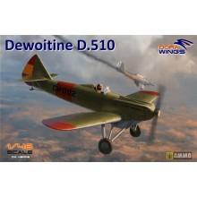 Dewoitine D510 Spanish Civil War Bonus 1:48