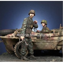 WSS Panzer Crew Set