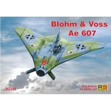 1:72 Blohm and Voss Ae 607