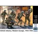 British Infantry. Western Europe. 1944-1945 in 1:35