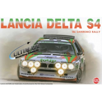 "Lancia ""Super Delta"" (1992 WRC Makes Champion)"