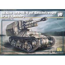 1:35 10,5 cm LeFH - 18/4 auf Geschutzwagen Lr.S.(f) (Becker)