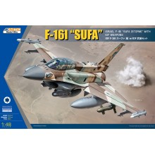 PRE-ORDER 1:48 F-16I 'SUFA' with IDF Weapons