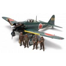 1:48 MITSUBISHI A6M5/5a ZERO FIGHTER (ZEKE)