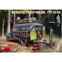 Werkstattkraftwagen Typ-03-30 1:35